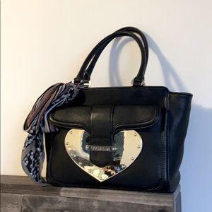 Love Moschino top handle bag